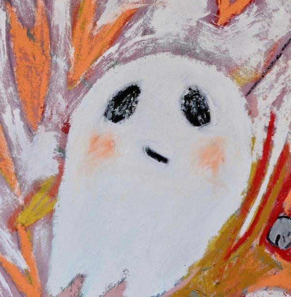 Ghost Friend under Miami Hearts